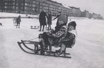 De barre winter van 1940